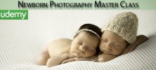 Udemy Newborn Photography Master Class 222x100 - دانلود Udemy Newborn Photography Master Class آموزش عکاسی از نوزاد