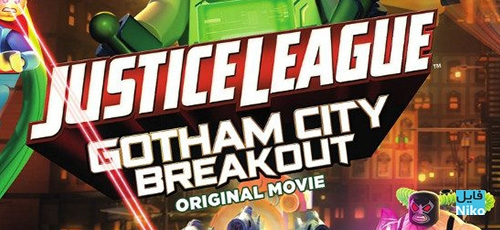 Untitled 1 1 - دانلود انیمیشن Lego DC Comics Superheroes: Justice League – Gotham City Breakout با دوبله فارسی