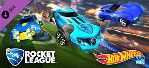 دانلود بازی Rocket League Hot Wheels Triple Threat برای PC