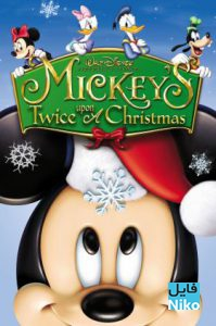 دانلود انیمیشن Mickeys Twice Upon a Christmas 2004 انیمیشن مالتی مدیا