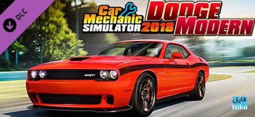 دانلود بازی Car Mechanic Simulator 2018 برای PC