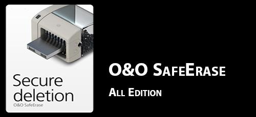 1 85 - دانلود O&O SafeErase All Edition 14.3.531 پاکسازی اطلاعات