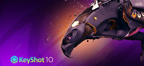 1 93 - دانلود Luxion KeyShot Pro 10.2.113 رندر مدل های 3 بعدی