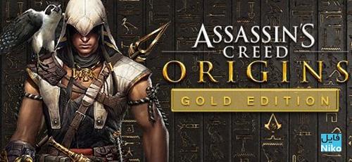 دانلود بازی Assassins Creed Origins The Curse of the Pharaohs برای PC