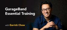 Lynda.GarageBand.Essential.Training 222x100 - دانلود Lynda GarageBand Essential Training آموزش نرم افزار گاراژباند