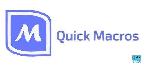 Quick Macros