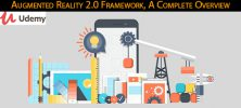 Udemy Augmented Reality 2.0 Framework A Complete Overview 222x100 - دانلود Udemy Augmented Reality 2.0 Framework, A Complete Overview آموزش کامل چارجوب واقعیت افزوده 2.0