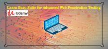 Udemy Learn Burp Suite for Advanced Web Penetration Testing 222x100 - دانلود Udemy Learn Burp Suite for Advanced Web Penetration Testing آموزش بورپ سوئیت برای تست نفود پیشرفته وب
