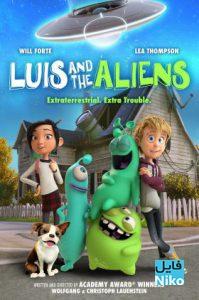 دانلود انیمیشن Luis & the Aliens 2018 انیمیشن مالتی مدیا