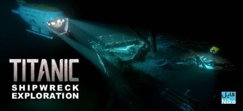 دانلود بازی TITANIC Shipwreck Exploration برای PC