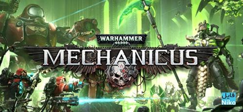 دانلود بازی Warhammer 40000 Mechanicus برای PC