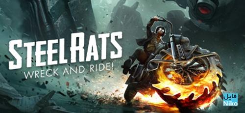 1 78 - دانلود بازی Steel Rats برای PC