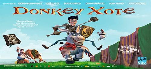 35879094 - دانلود انیمیشن Donkey Xote 2007 با زیرنویس فارسی
