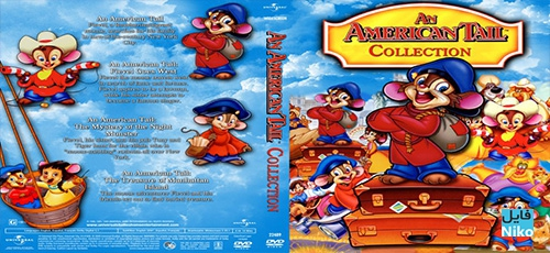 An American Tail Collection - دانلود انیمیشن An American Tail: Fievel Goes West 1991 با دوبله فارسی