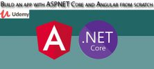 Udemy Build an app with ASPNET Core and Angular from scratch 222x100 - دانلود Udemy Build an app with ASPNET Core and Angular from scratch آموزش ساخت اپ با ASPNET Core و آنگولار