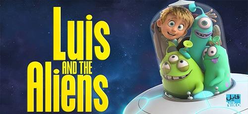 luisandthealiens v2 - دانلود انیمیشن لوئیس و دوستان فضایی Luis & the Aliens 2018 با دوبله فارسی