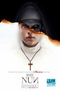 دانلود فیلم سینمایی The Nun 2018 با زیرنویس فارسی ترسناک فیلم سینمایی مالتی مدیا معمایی هیجان انگیز