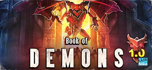 1 61 - دانلود بازی Book of Demons برای PC