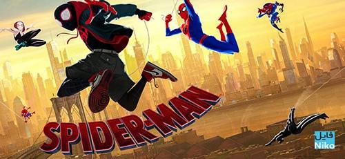 1 67 - دانلود انیمیشن Spider-Man: Into the Spider-Verse 2018 با دوبله فارسی