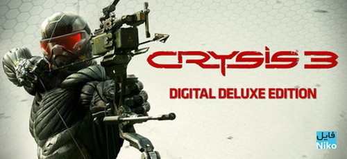 دانلود بازی Crysis 3 Digital Deluxe Edition برای PC