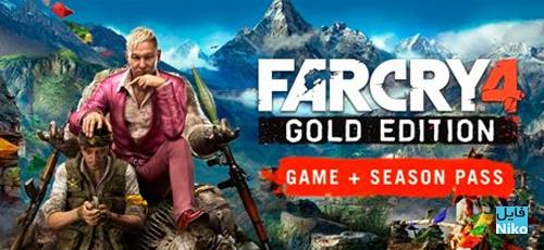 Far Cry 4 gold coepack - دانلود بازی Far Cry 4 Gold Edition برای PC