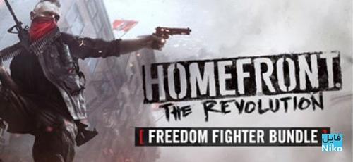 HOMEFRONT THE REVOLUTION - دانلود بازی Homefront The Revolution برای PC