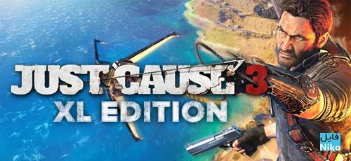 دانلود بازی Just Cause 3 XL Edition برای PC