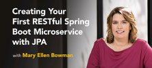 Lynda Creating Your First RESTful Spring Boot Microservice with JPA 222x100 - دانلود Lynda Creating Your First RESTful Spring Boot Microservice with JPA آموزش ساخت مایکرو سرویس اسپرینگ رست فول با جی پی ای