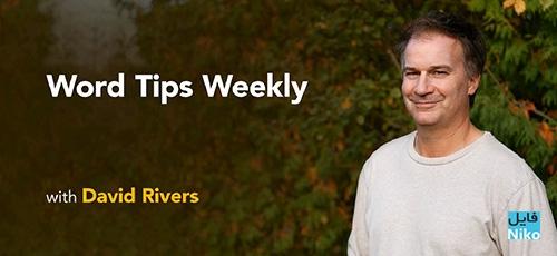 Lynda Word Tips Weekly - دانلود Lynda Word Tips Weekly آموزش نکات و ترفندهای ورد