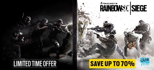 دانلود بازی Tom Clancy's Rainbow Six Siege Complete برای PC