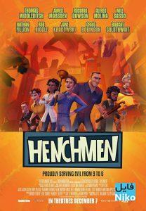 1 4 208x300 - دانلود انیمیشن Henchmen 2018 با دوبله فارسی