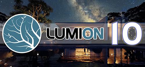 1 79 - دانلود Lumion Pro 10.5.1 شبیه سازی ۳ بعدی محیط و بنا های مختلف