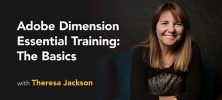 Lynda Adobe Dimension Essential Training The Basics 222x100 - دانلود Lynda Adobe Dimension Essential Training: The Basics آموزش مقدماتی ادوبی دایمنشن