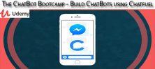 Udemy The ChatBot Bootcamp Build ChatBots using Chatfuel 222x100 - دانلود Udemy The ChatBot Bootcamp - Build ChatBots using Chatfuel آموزش کامل ساخت چتبات