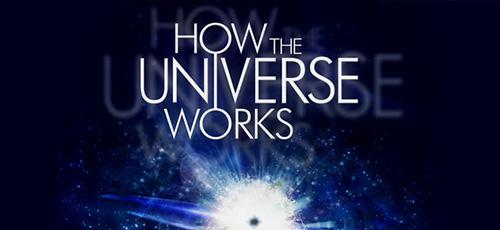 دانلود مجموعه کامل مستند How the Universe Works جهان چگونه کار می کند با زیرنویس فارسی