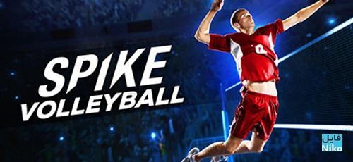 1 23 - دانلود بازی Spike Volleyball برای PC