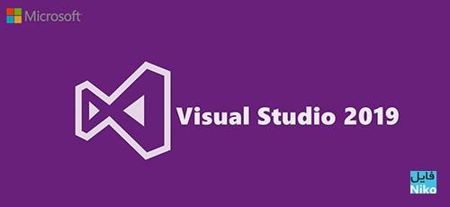 18060721281472 - دانلود Microsoft Visual Studio 2019 RTM AIO 16.0.0 ویژوال استودیو 2019