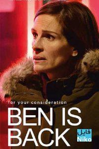 2 91 200x300 - دانلود فیلم سینمایی Ben Is Back 2018 با دوبله فارسی