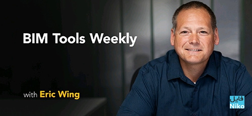 Lynda BIM Tools Weekly - دانلود Lynda BIM Tools Weekly آموزش ابزار مدلسازی اطلاعات ساختمان
