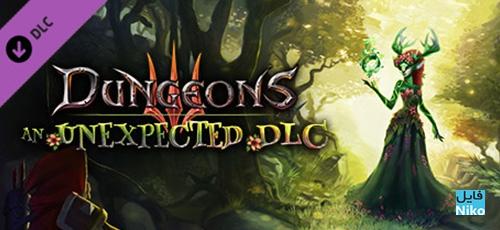 header - دانلود بازی Dungeons 3 An Unexpected DLC برای PC