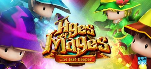 دانلود بازی Ages of Mages The last keeper برای PC