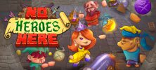 1 10 222x100 - دانلود بازی No Heroes Here برای PC