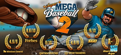 1 114 - دانلود بازی Super Mega Baseball 2 برای PC