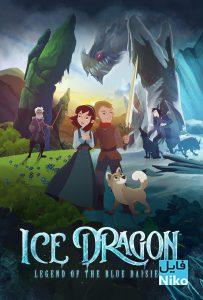 1 127 203x300 - دانلود انیمیشن Ice Dragon: Legend of the Blue Daisies 2018 با دوبله فارسی