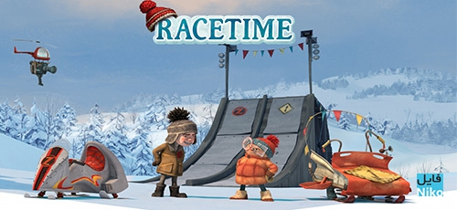2 61 - دانلود انیمیشن Racetime 2018