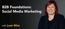 Lynda B2B Foundations Social Media Marketing 222x100 - دانلود Lynda B2B Foundations: Social Media Marketing آموزش اصول و مبانی بی تو بی: بازاریابی در شبکه های اجتماعی