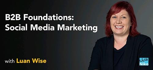 Lynda B2B Foundations Social Media Marketing - دانلود Lynda B2B Foundations: Social Media Marketing آموزش اصول و مبانی بی تو بی: بازاریابی در شبکه های اجتماعی