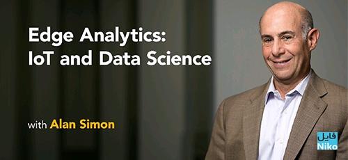 Lynda Edge Analytics IoT and Data Science - دانلود Lynda Edge Analytics: IoT and Data Science آموزش آنالیز اج برای اینترنت اشیا و علوم داده