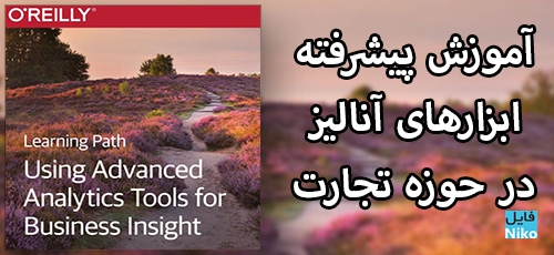 OReilly Learning Path Using Advanced Analytics Tools for Business Insight - دانلود O'Reilly Learning Path: Using Advanced Analytics Tools for Business Insight آموزش پیشرفته ابزارهای آنالیز در حوزه تجارت