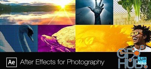 Skillshare After Effects for Photography - دانلود Skillshare After Effects for Photography آموزش افترافکت برای عکاسی